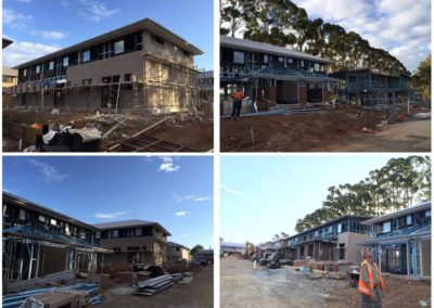 Steel Frame House Australia Projects